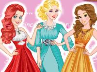 Принцессы: Модная игра
