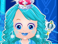 Малышка Хейзел: наряд принцессы